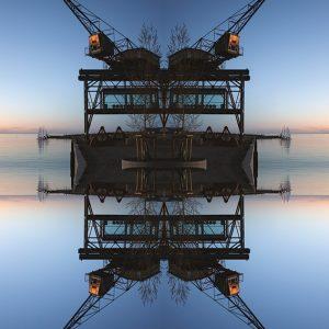 Designphotoart - Union coal crane