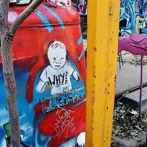 Designphotoart - Berlin Tacheles graffiti